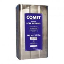 Canned(comet)pork Shoulder 1x5kg.(11lb)