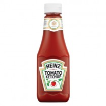 Heinz Squeezy Tomato Ketchup(opaque)10x342g