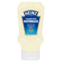 Heinz Mayonnaise Top Down 10x400ml