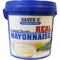 Saucee Blue Bucket Real Mayonnaise *10ltr*
