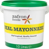 Zafron Real Mayonnaise 1x10ltr