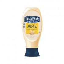Hellmann's Real Mayonnaise Squeezy 8x430ml