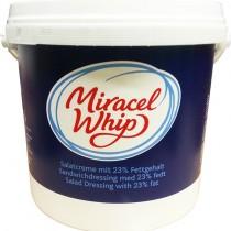 Miracel Whip 5ltr.
