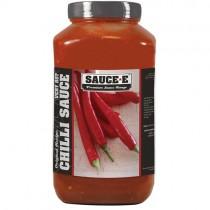 Saucee Hot Chilli Sauce 2x2.27ltr