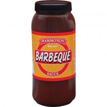 Hammonds Bbq Sauce 2x2.15ltr (smokey)