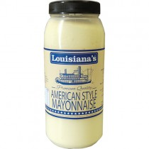 Louisiana's Premium  American Style Mayo 2x2.27l