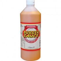 Hammonds Squeezy Burger Sauce 6x1ltr