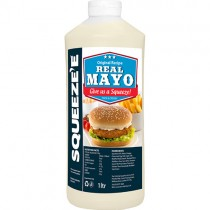 Squeeze-e Real Mayonnaise 6x1ltr