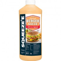 Squeeze-e Burger Sauce 6x1ltr