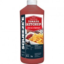Squeeze-e Tomato Ketchup 6x1ltr