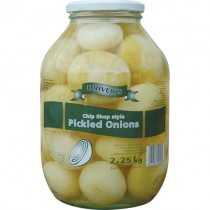 Pickled Onions 1x2.25kg.(glass Jar)