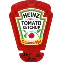 Heinz Squeeze Me T/ketchup 100x26g.