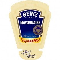 Heinz Squeeze Me Mayonnaise 100x26g.