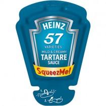 Heinz Squeeze Me Tartare Sauce 100x26g
