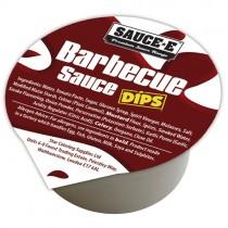 Saucee Bbq Dip Pots 120x25gr.