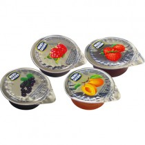Fancy Assorted Jam Pots 100 X 20g