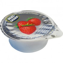 Strawberry Jam Pots 100x20g.