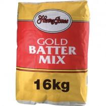 Henry Jones Battermix Gold 16kg.