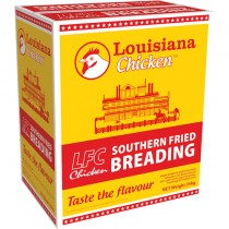 Louisiana Lfc Southern Fried Breading 1x25kg