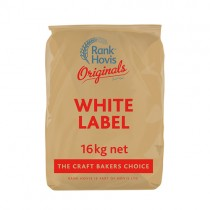 White Label Plain Flour 16kg