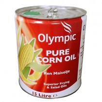 Olympic Corn Oil 1x15ltr Tin