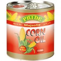 Pride Corn Oil 1x15ltr Tin