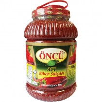 Oncu Hot Pepper Paste 1x4.3kg.