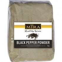 Mira Black Pepper Ground 1kg