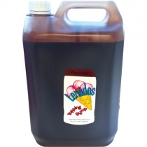 Chocolate Topping Syrup 5 Ltr