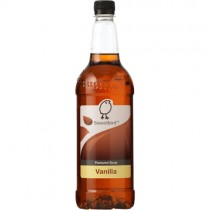 Sweetbird Vanilla Syrup 1x1ltr