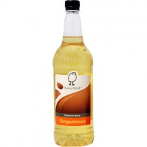 Sweetbird Gingerbread Syrup 1x1ltr