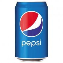 Pepsi Cola Can (gb) 24x330ml