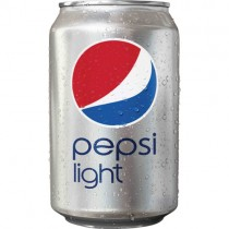 Light Pepsi Cans (imp) 24x330ml