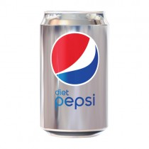Diet Pepsi Can (gb) 24x330ml