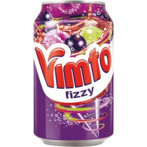 Vimto Fizzy Can 24x330ml