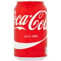 Coca Cola Cans (gb) 24x330ml