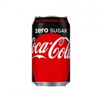 Coca Cola Zero (gb)24x330ml.