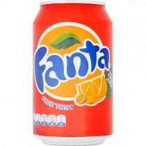 Fanta Fruit Twist Cans (gb) 24x330ml.