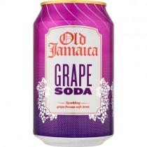 Dg Jamaican Grape Soda 24x330ml.