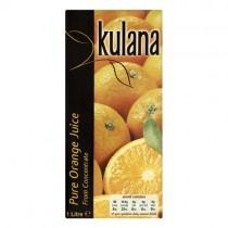 Kulana Pure Orange Juice 12x1 Lt.