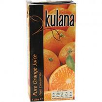 Kulana Pure Orange Juice 27x200ml.