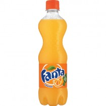 Fanta Orange Bottles 12x500ml (gb)