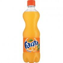 Fanta Orange Bottles 12x500ml (gb)