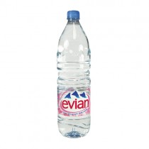 Evian Still Water 12x1.5lt.