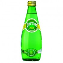 Perrier Water (glass Bottle) 24x330ml.