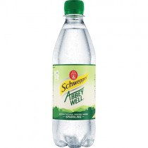 Abbey Well Sparkling Water 24x500ml