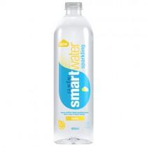 Glaceau Smart Water Sparkling Lemon 12x600ml