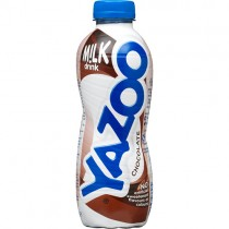 Yazoo Chocolate Milkshake 10x400ml