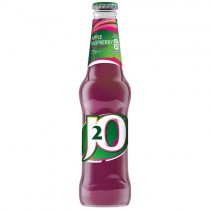 J20 Apple & Raspberry (glass) 24x275ml.