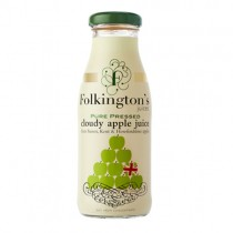 Folkington's Cloudy Apple Juice 12x250ml